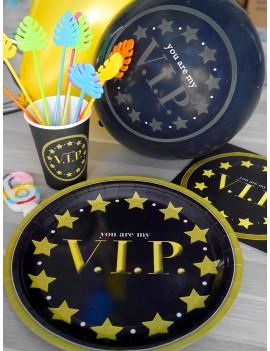 décoration de table VIP pour soirée casino