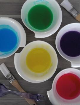 colorants pour décoration
